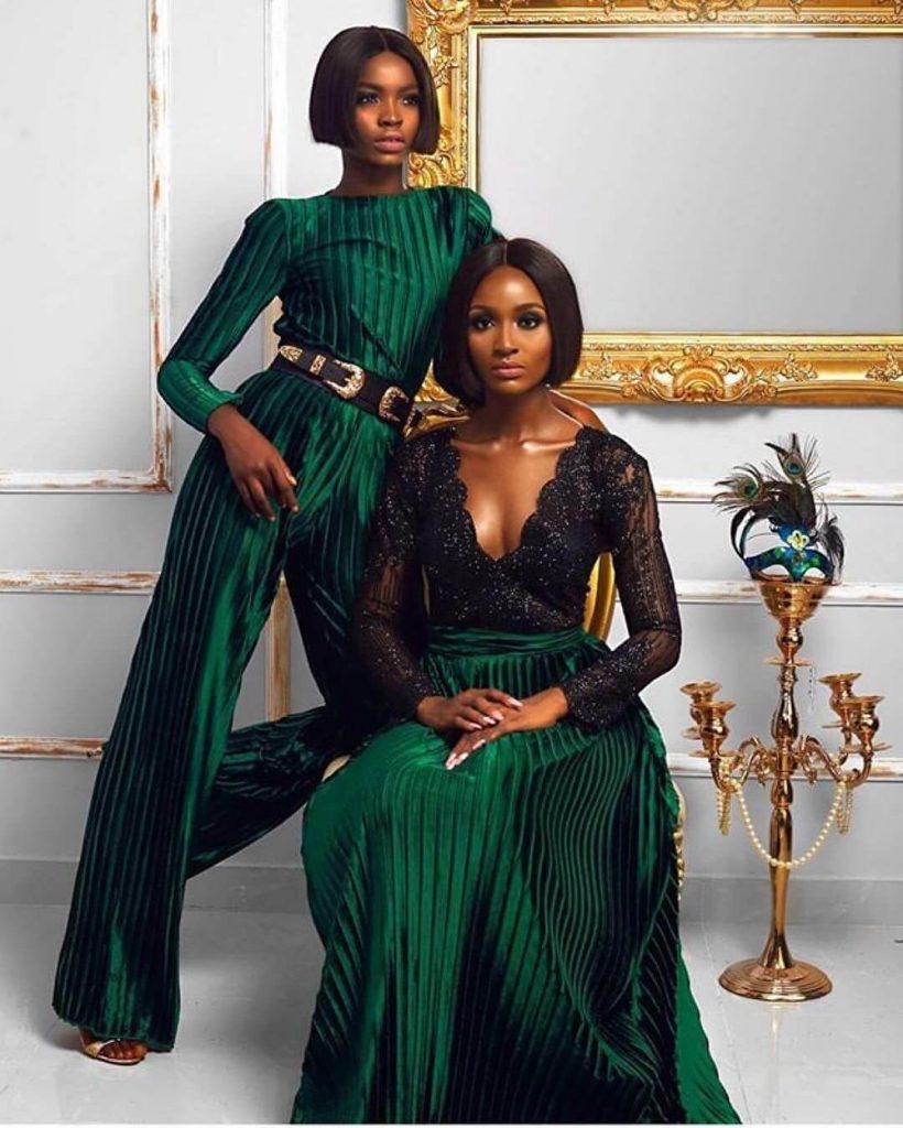 Emerald Color For Dark Skin