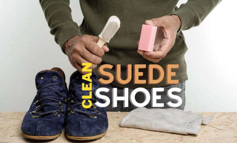 How to clean suede shoes: Quick and Easy DIY Steps