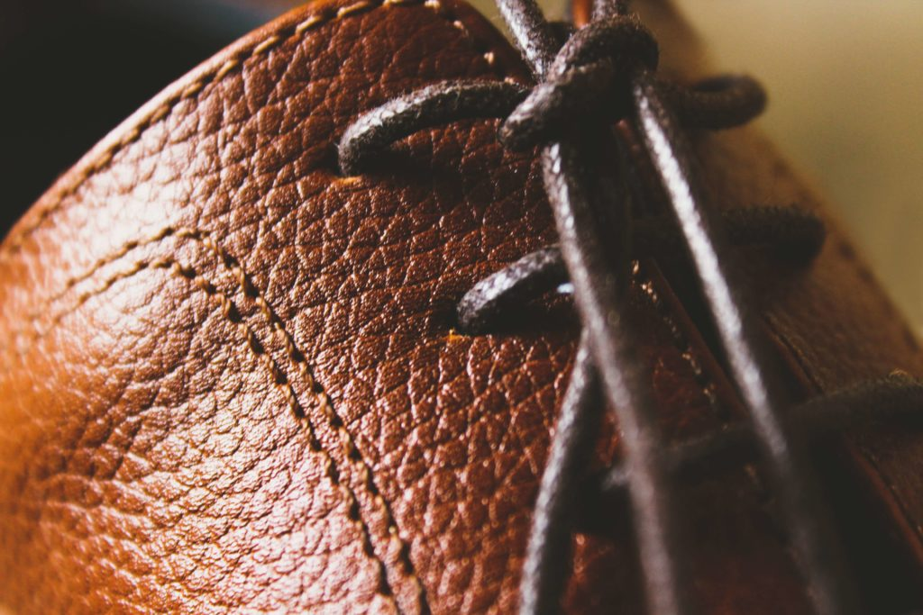 Leather shoe lifestyle major