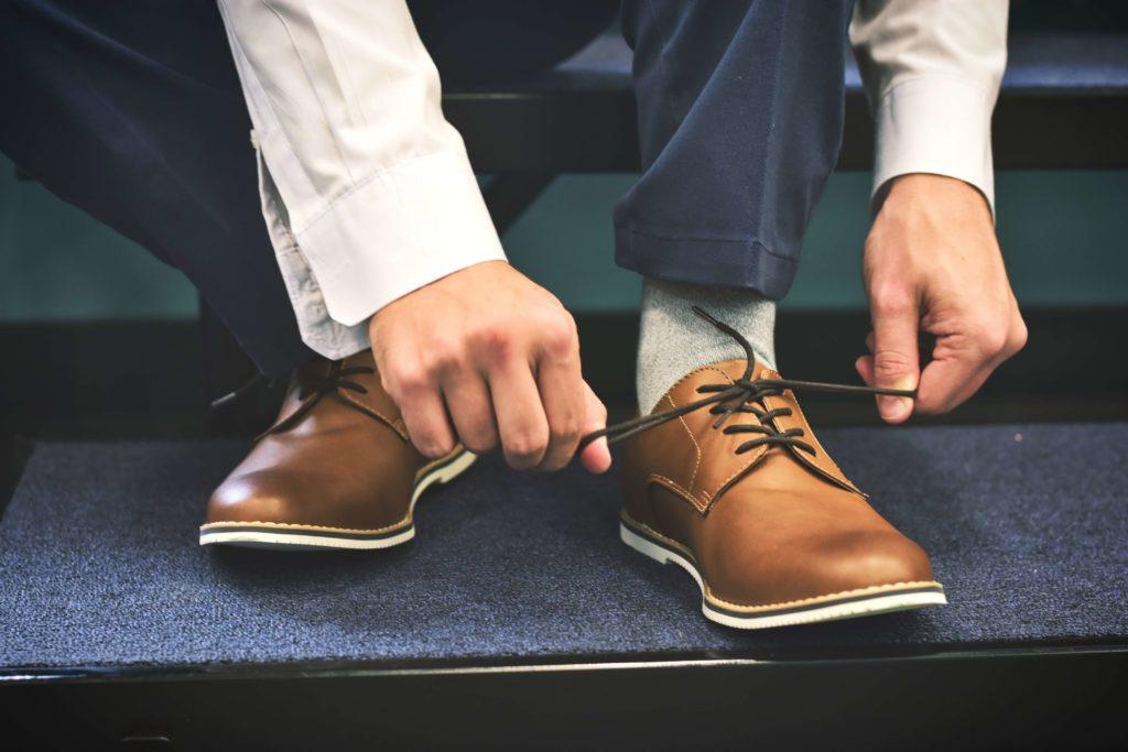 oxford like sneaker leather vs suede shoe