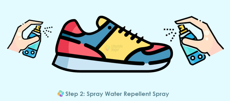Step 2 How to prevent your shoes from grass stain Lifestyle Major